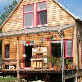Kleines Wohnhaus F. Herdwangen-Schönach Holz Low-Budget