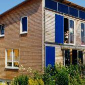 Wohnhaus E. Weingarten Holz Passiv
