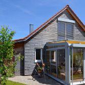 Singlehaus K. Erolzheim Holz Low-Budget